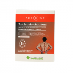 Patch autochauffant ACTIKINE grand format