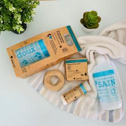 shampooing solide sans substances indésirables
