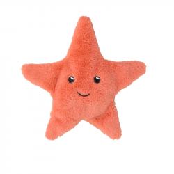 Bouillote peluche étoile de mer graines naturelles