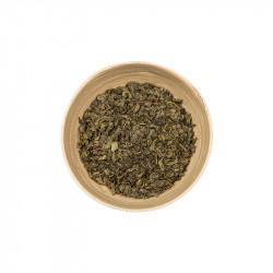 Thé vert feuille Calmelia