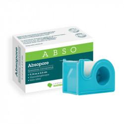 Sparadrap microporeux Absopore