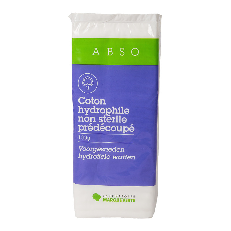 Coton hydrophile Abso