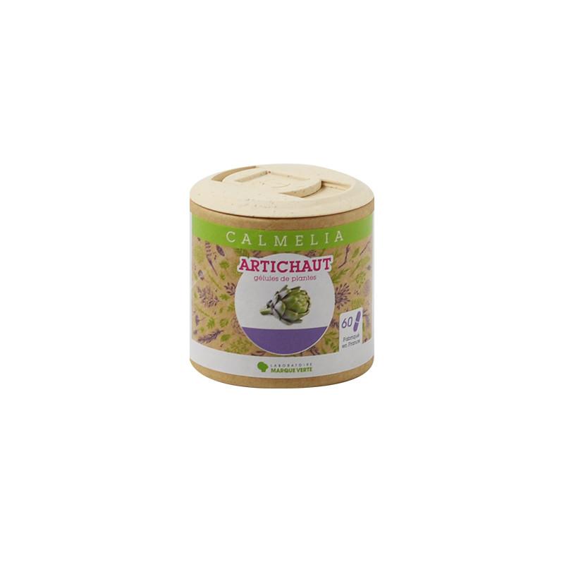 Artichaut gélules Calmelia Boîte de 60 gélules