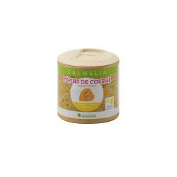 Achetez votre Huile de Pépins de Courge en capsules Calmelia sur la boutique en ligne du Laboratoire Marque Verte