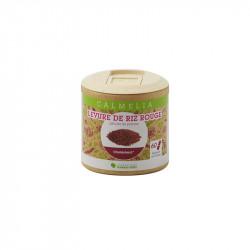 Achetez votre Levure de Riz Rouge en gélules Calmelia sur la boutique en ligne du Laboratoire Marque Verte