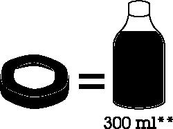shampooing solide équivaut à un shampooing de 300ml