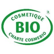 Label de la cosmétique bio Cosmébio