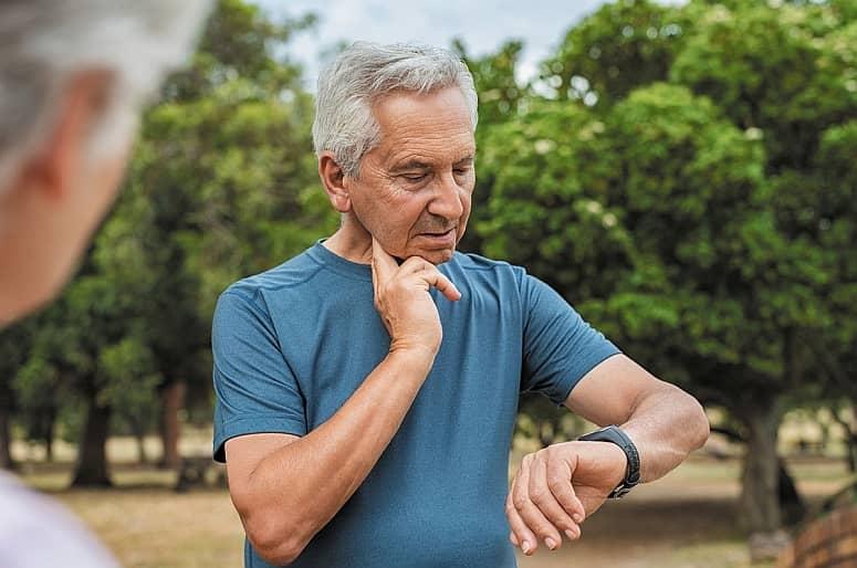 Conseil de tensiomettre pour mesurer la tension artérielle