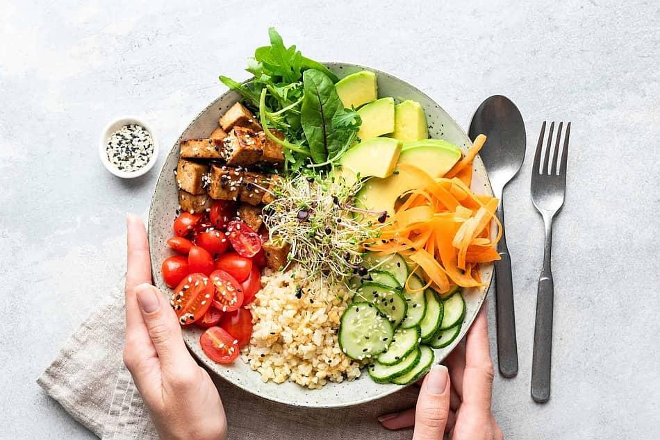 Diabère et repas équilibré