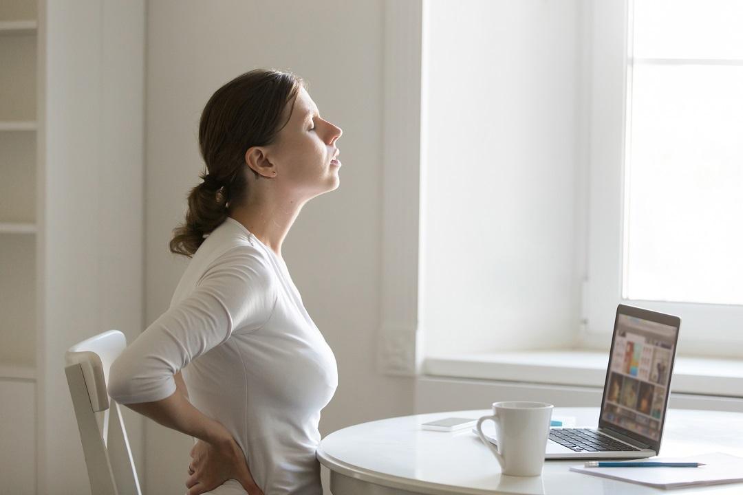 Conseils contre le mal de dos